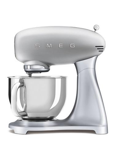 Smeg Gümüş Hamur Karıştırma Makinesi Gümüş